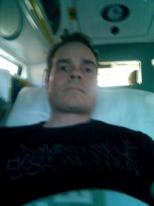 Ambulansetransport til Sunnaas sykehus fra Ullevål